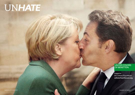 Benetton Unhate Campaign 21