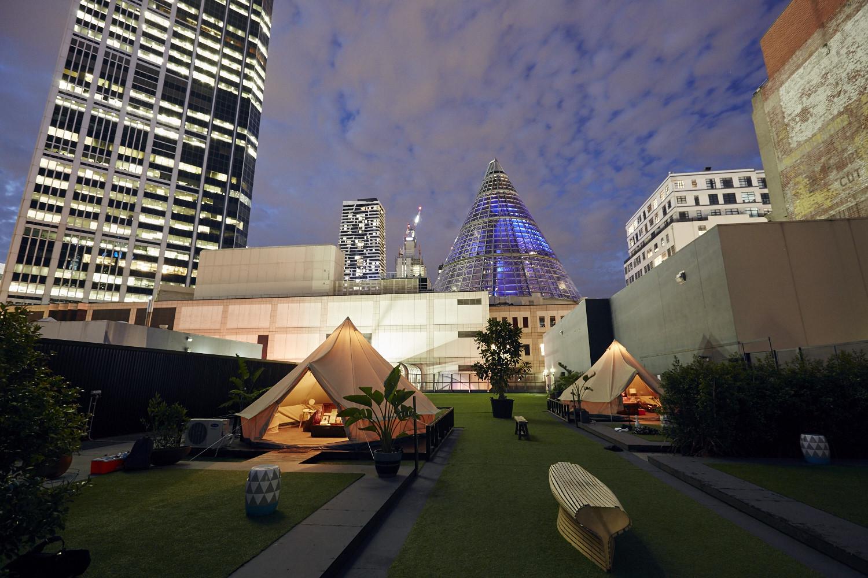 St Jeromes Rooftop Melbourne
