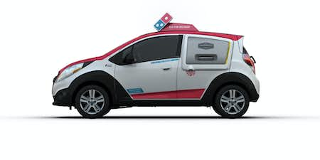 Is Domino's a Pizza or Technology Company?
