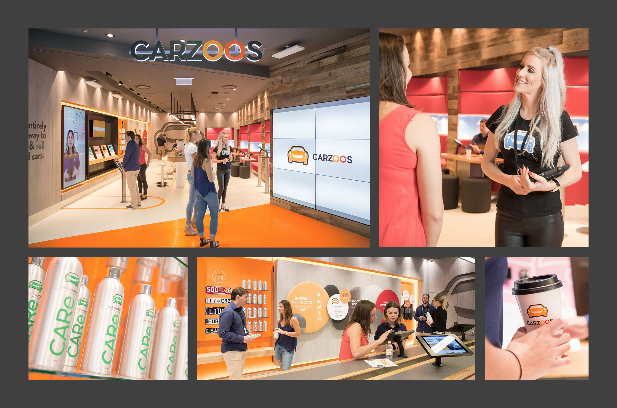 Carzoos Customer Experience