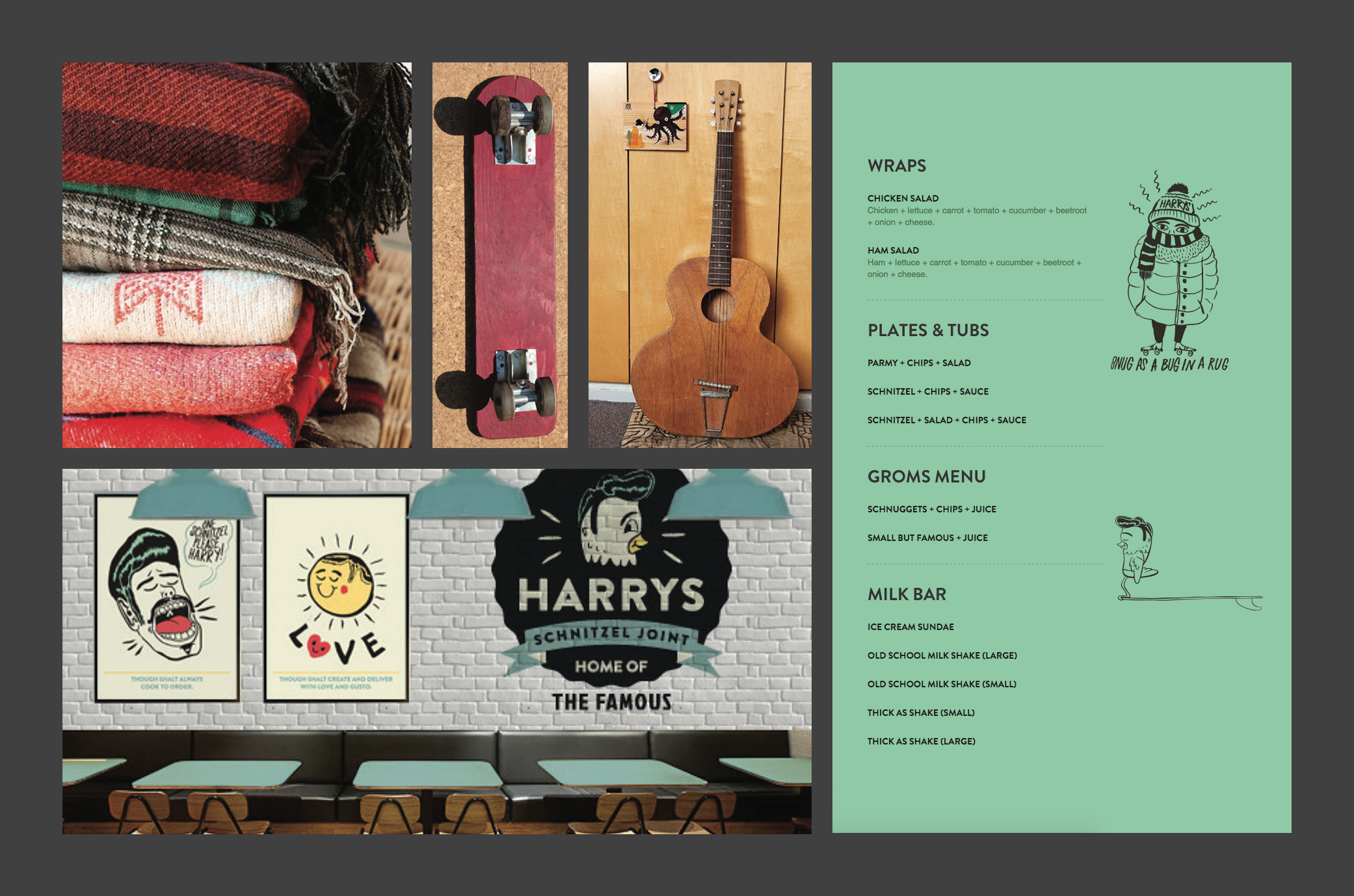 Harrys Design Elements