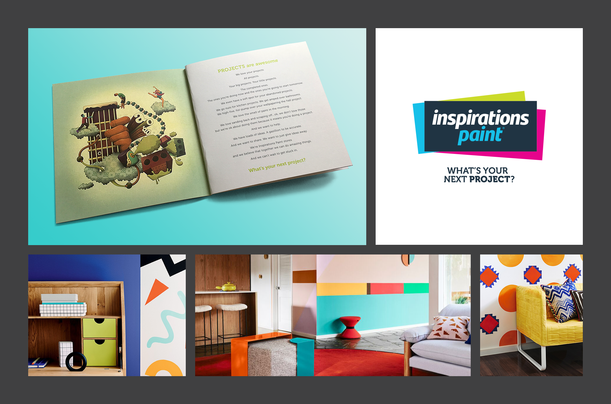 Inspirations Paint Brand Book Assets